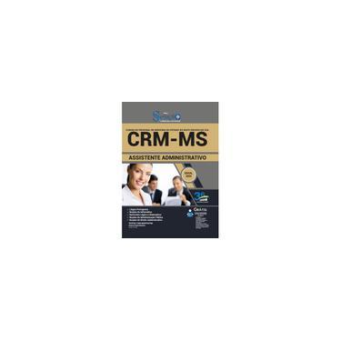 Imagem de Apostila Crm Ms (Medicina) - Assistente Administrativo