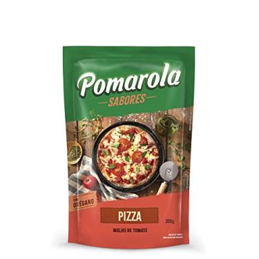 Molho Tomate Pizza