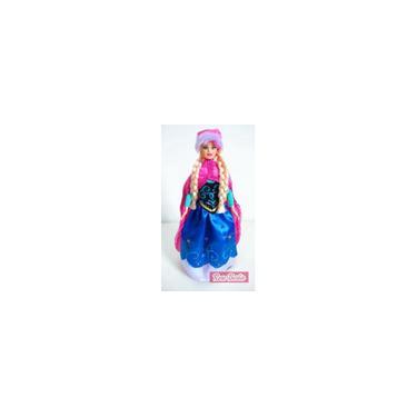 Imagem de Roupinha Princesa Ana Frozen Disney Para Bonecas