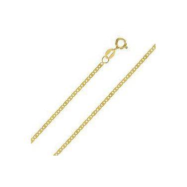 74992578153 Corrente Cordão Masculino Ouro 18k Piastrine 60cm