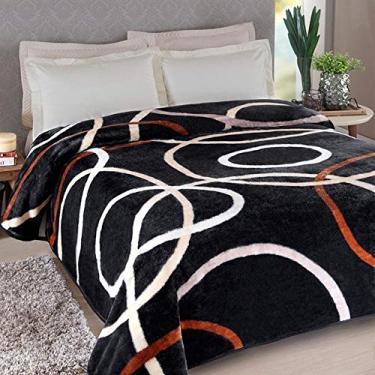 c0250b0d49 Cobertor Kyör por Jolitex Raschel Casal Avalon
