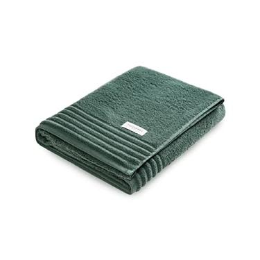 Imagem de Toalha de Rosto Imperiale 100% Algodão Verde Boschi - 48x80cm - Trussardi