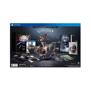 The Witcher 3 Wild Hunt Collector`s Edition PS4