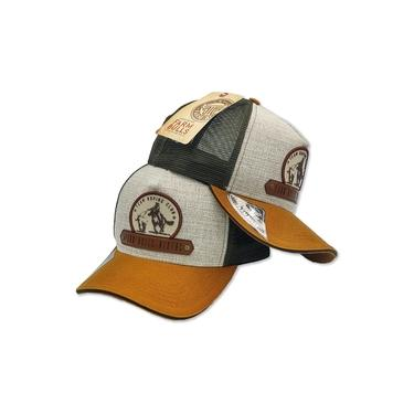 Boné Country Original Texas Farm Bulls M37
