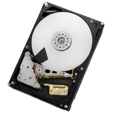 "HGST/Hitachi (HUA723020ALA641) Ultrastar 7K3000 2TB 64MB 7200RPM 3,5"" (nível empresarial) SATA III 6.0Gb/s Disco rígido"