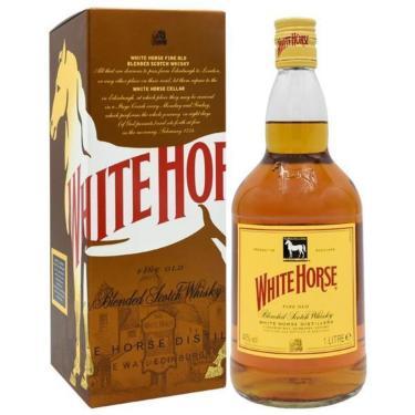 White Horse 1Lt - Cavalo Branco Whisky