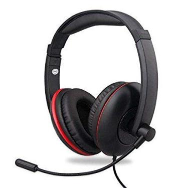 Fone De Ouvido Headset Gamer 5x1 Pc Ps4 Ps3 Xbox One 360