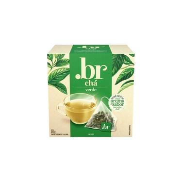Chá .BR Verde 10 Sachês