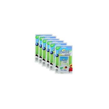 Bio Rich Fermento Lácteo com 6 Cartelas para Iogurte Natural