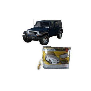 Imagem de Capa Protetora Jeep Wrangler Com Cadeado (xgg301)