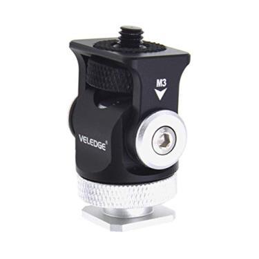 gazechimp Adaptador De Montagem Em Sapata Para Suporte De Flash De Tripé Para Câmera Canon DSLR Sony Nikon