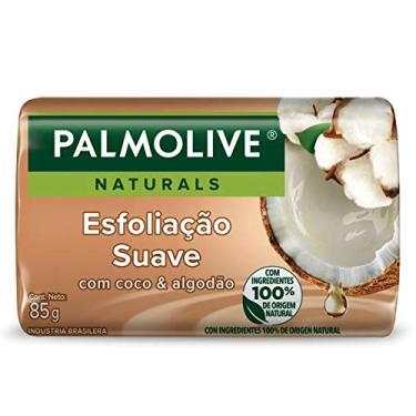 Sabonete em Barra Palmolive Naturals Esfoliação Suave 85g