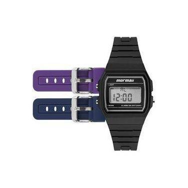 c147bd027fc Relógio de Pulso Feminino Mormaii Acrílico Americanas