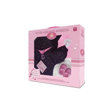 Imagem de Roupa para Boneca - Kit Luxo Moletom – Adora Doll – Laço de Fita