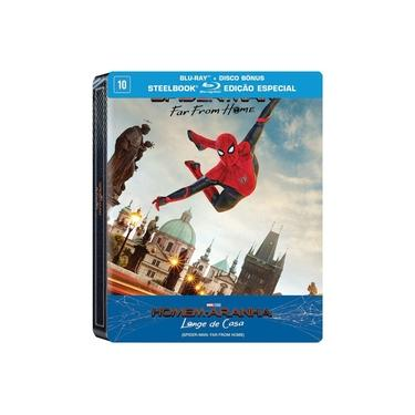 Imagem de Homem Aranha Longe de Casa - Steelbook [Blu-Ray]