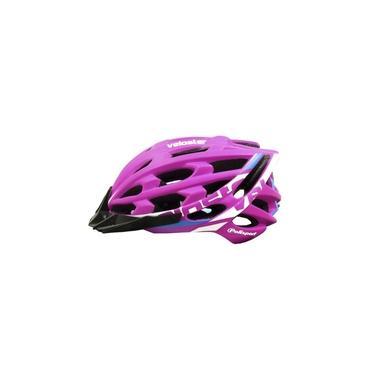 Capacete Ciclismo Polisport Veloster Roxo