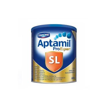 Aptamil Sem Lactose 800g Danone - Fórmula Infantil