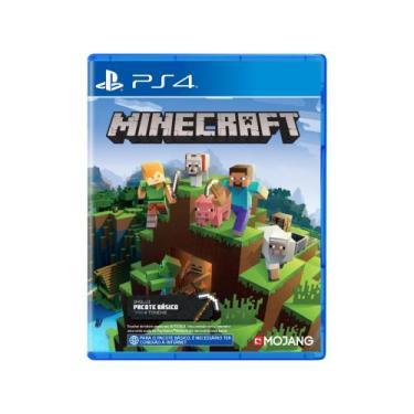 Minecraft Starter Collection para PS4 - Mojang