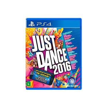 Game - Just Dance 2016 - PS4