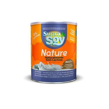 Suprasoy Nature Naturalmente Sem Lactose Suprasoy 300g