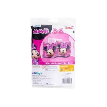 Bóia de Braço Minnie 23 x 15 Cm - ETITOYS