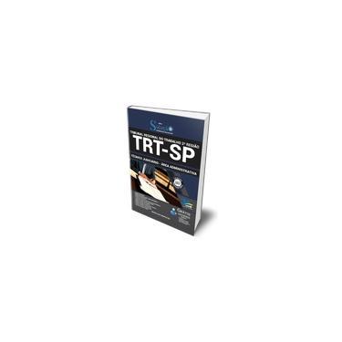 Imagem de Apostila TRT 2ª Região 2021 - Técnico Área Administrativa