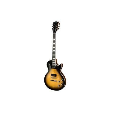 Imagem de Guitarra Gibson Les Paul Classic Player Plus 2018 Satin Vintage Sunburst