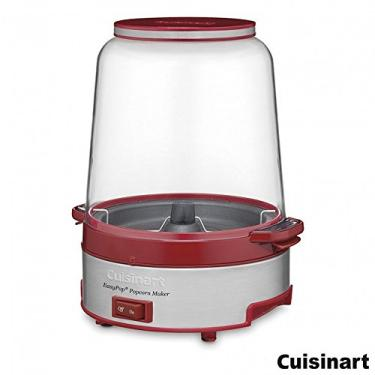 Pipoqueira Elétrica Vermelha Cuisinart 127 V - CPM700BR