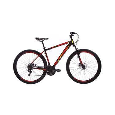 Bicicleta Aro 29 Alfameq Nx Freio A Disco 21 Marchas Quadro 17