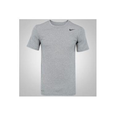 a67b8724a0 Camiseta Nike Legend 2.0 - Masculina - CINZA ESCURO PRETO Nike