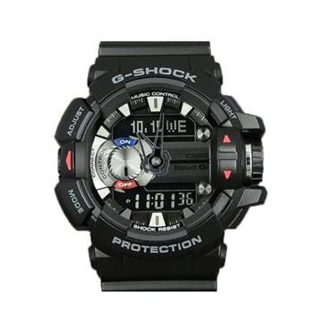 4f4c1b3186ad Relogio Casio G-Shock G`Mix Bluetooth Smart Mobile Gba400-1A