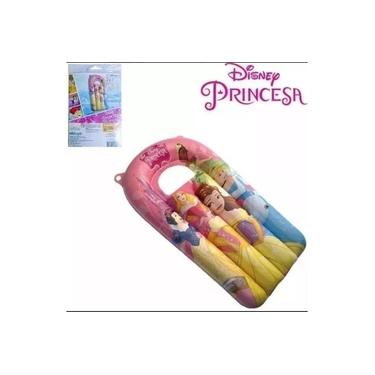 Boia Prancha Mini Colchão Inflável Princesas Piscina Praia Infantil