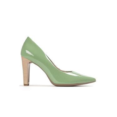 Sapato Scarpin Conforto 749001 Piccadilly L143 - Pistache