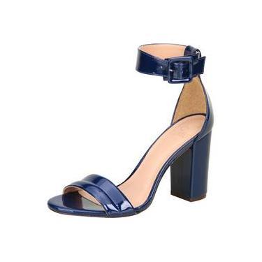 Sandália My Shoes Verniz