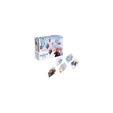 Imagem de Jogo da Memória Frozen 2 Disney 24 peças Xalingo Promoção