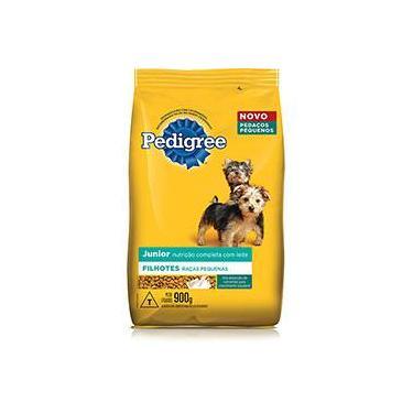 Ração para Cães Junior Raças Pequenas - Carne (900g) - Pedigree