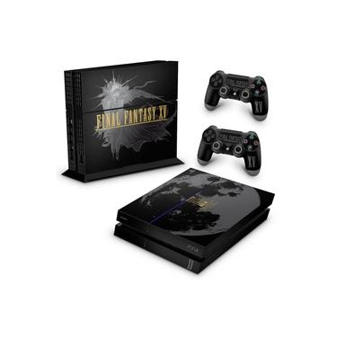 Skin Adesivo para PS4 Fat - Final Fantasy Xv Bundle