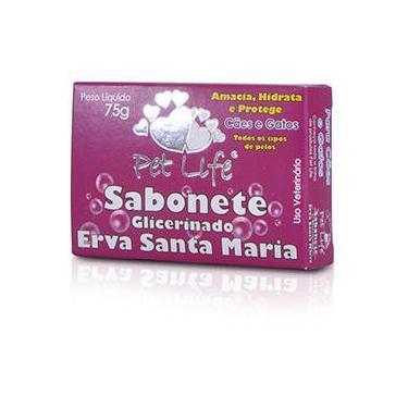 Sabonete Erva Sta Maria 75 g - Pet Life
