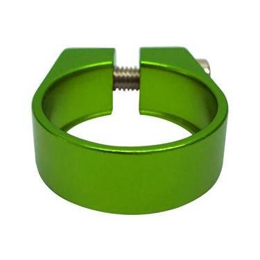 Abraçadeira de Selim Cly Components 31.8mm em Alumínio - Verde
