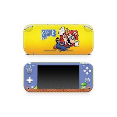 Skin Adesivo para Nintendo Switch Lite - Super Mario Bros 3