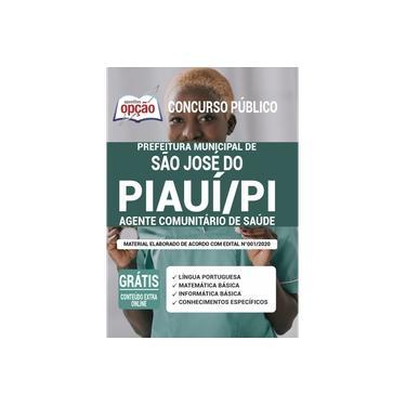 Imagem de Apostila Prefeitura São José do Piauí PI - Agente de Saúde
