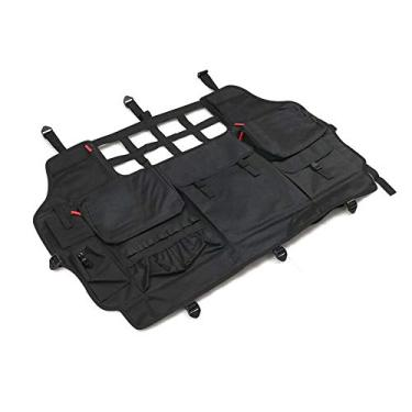 Imagem de Areyourshop Bolsa organizadora para porta-malas de carro, organizador para porta-malas serve para Jeep Wrangler JK JL 2007-2020