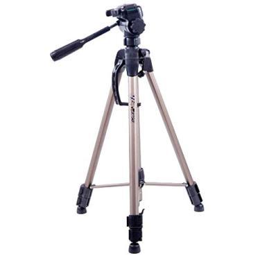Imagem de Tripé de Câmera Weifeng WT-3750 160cm Altura em Alumínio para Foto e Vídeo