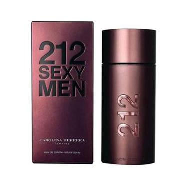 Perfume Masculino Carolina Herrera 212 Sexy for Men