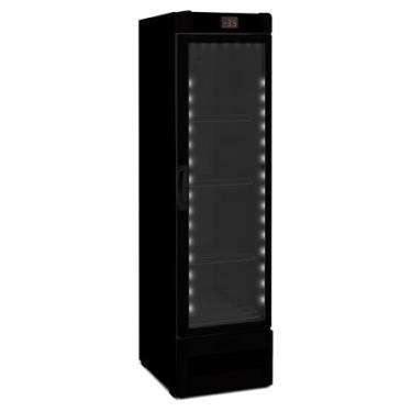 Cervejeira / Expositor Vertical Metalfrio ALL BLACK 287 Litros VN28RH 220V