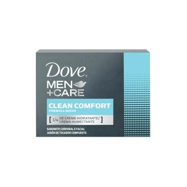 Dove Men Care Clean Comfort Sabonete 90g