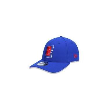 54ff3c89355 Bone 940 Los Angeles Clippers Nba Aba Curva Snapback New Era