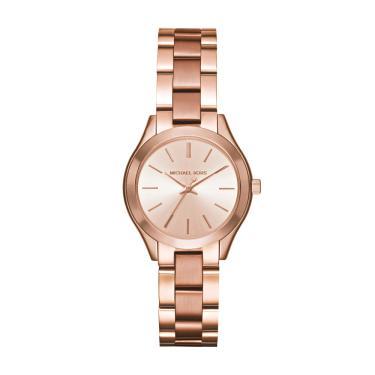 e80d6a45df9 Relógio Michael Kors Feminino Mini Slim Runway - MK3513 4XN MK3513 4XN