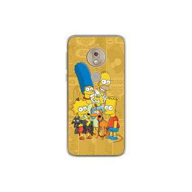 Capa para Moto G7 Power - História em Quadrinhos | Simpsons