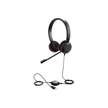 Headset Evolve 30 II MS Duo USB Jabra